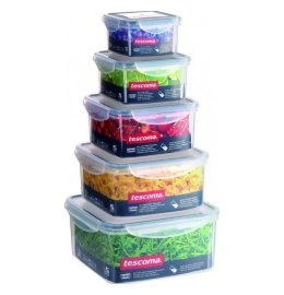 контейнер freshbox 1,2 л, квадратный, шт / 141626