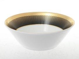 """набор салатников 14 см 6 шт """"констанц /rio black gold"""" / 137685"""
