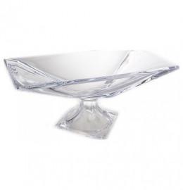 """ваза для фруктов 33 см н/н """"квадрон /без декора"""" / 136813"""