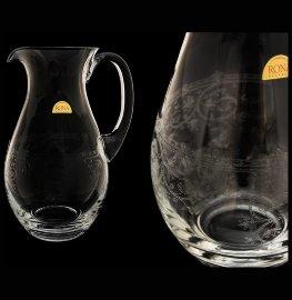 """кувшин для воды 1,9 л """"европейский декор"""" / 061190"""