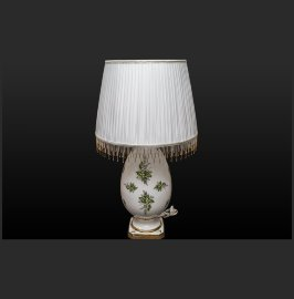 "лампа настольная 1 рожковая h-86 см ""bruno costenaro"" / 010338"