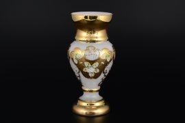 """ваза для цветов 21 см """"лепка белая"""" s-a / 096725"""