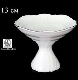 "салатник 13 см н/н ""бернадотт /платиновый узор"" / 049008"