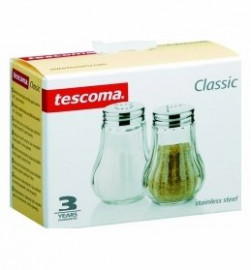 """приборы для специй солонка и перечница """"tescoma /classic"""" / 142298"""