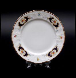"набор тарелок 17 см 6 шт ""бернадотт /синеглазка"" / 006181"