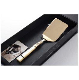"""столовый прибор лопатка """"d&d /капри /голд"""" цвет шампанско-жемчужный / 133261"""