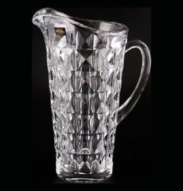 """кувшин для воды 1,25 л """"диаманд /без декора"""" / 087749"""
