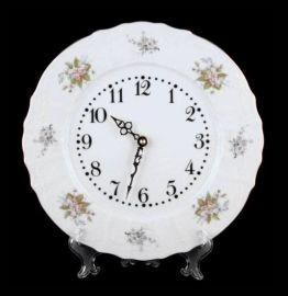 """часы настенные 27 см круглые """"бернадотт /осенний букет"""" / 120447"""
