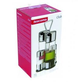 """набор для специй (масло, уксус, соль, перец) на подставке """"tescoma /club"""" / 141931"""