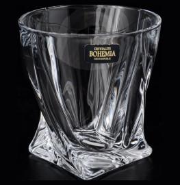 """стаканы для виски 340 мл 6 шт """"квадро /без декора"""" / 006776"""