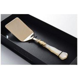 """столовый прибор лопатка """"d&d /женева"""" цвет шампанско-жемчужный / 133262"""