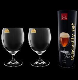 "бокалы для пива 600 мл 2 шт tubus ""speciality set /без декора"" / 095023"