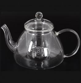 """заварочный чайник 1 л стеклянный со стеклянным ситечком """"unique items /без декора"""" / 123737"""
