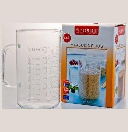 """мерный стакан 1 л """"termisil"""" / 043802"""