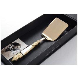 """столовый прибор лопатка """"d&d /версаль"""" цвет шампанско-жемчужный / 133264"""