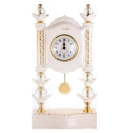 """часы h-53 х 27 см каминные """"бергер"""" / 119517"""