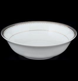 "салатник 23 см ""опал /платиновая лента"" / 056502"