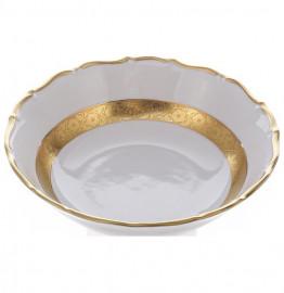 "салатник 23 см ""мария-тереза /золотая лента"" / 093135"