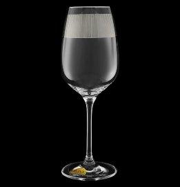 "бокалы для красного вина 450 мл 6 шт ""престиж /серебряная дорожка"" / 146962"