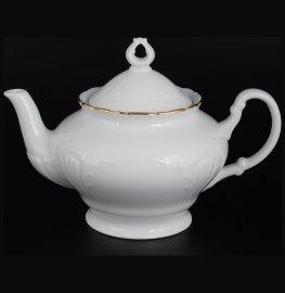 """заварочный чайник 1,2 л """"лиана /золотая отводка"""" / 071231"""