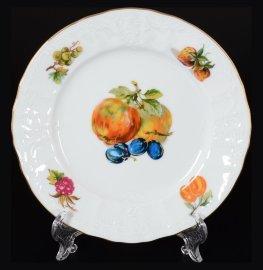 "набор тарелок 17 см 6 шт ""бернадотт /фрукты"" / 124079"