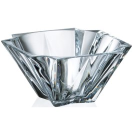 """ваза для конфет 21 см """"метрополитэн /без декора"""" / 087755"""