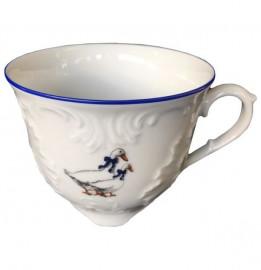 """чашка чайная 250 мл 1 шт """"рококо /гуси"""" / 109924"""