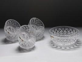 """набор салатников 7 предметов (1 большой 21 см + 6 маленьких 11 см) """"diamond"""" / 104293"""