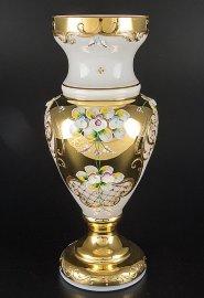 """ваза для цветов 30 см н/н """"лепка белая"""" 2 / 038781"""