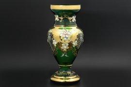 "ваза для цветов 40 см ""лепка зеленая"" e-v / 092512"