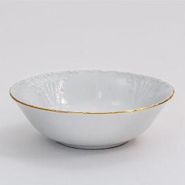 """салатник 13 см """"лиана /золотая отводка"""" / 052594"""