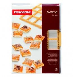 """формочка для подушечек 33 х 24 см """"tescoma /delícia"""" / 142533"""