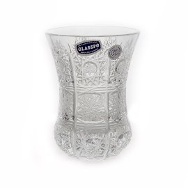 """армуды для чая 170 мл 6 шт """"glasspo /хрусталь резной"""" / 053769"""