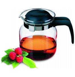 """заварочный чайник 1,25 л """"матура"""" (пластиковые крышка и ручка) """"simax"""" / 048192"""