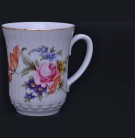 """кружка 250 мл """"дерби /полевой цветок"""" / 012521"""