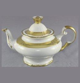 """заварочный чайник 1,2 л """"анжелика /золотая лента"""" / 027687"""