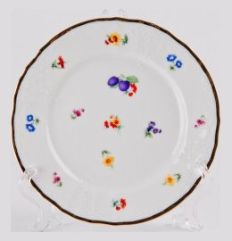 "набор тарелок 17 см 6 шт ""бернадотт /сливы"" / 030445"