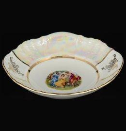 "салатник 25 см ""бернадотт /мадонна перламутр"" е-м / 096806"