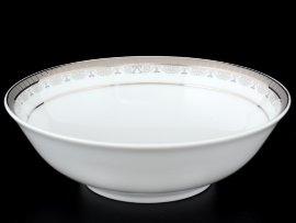 "салатник 16 см ""опал /платиновая лента"" / 048353"