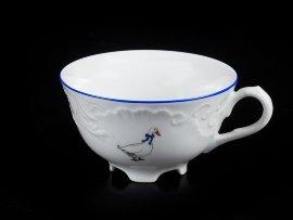 """чайная чашка 220 мл 1 шт """"рококо /гуси"""" / 109923"""