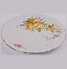 "набор тарелок 25 см 6 шт ""бернадотт /осенний букет"" / 005962"