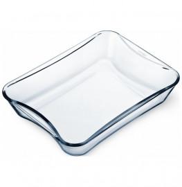 """блюдо для запекания 2,5 л прямоугольное """"simax /без декора"""" / 125027"""
