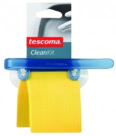 "вешалка для губковой тряпки для раковины ""tescoma /clean kit"" / 145360"