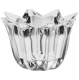 """подсвечник 7,5 см для плавающей свечи """"тюльпан""""  / 131074"""