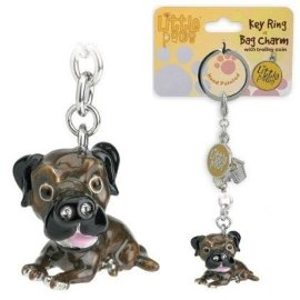 "брелок для ключей ""border terrier"" / 143990"