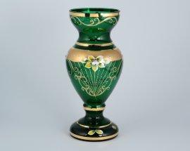 """ваза для цветов 30 см """"лепка зелёная"""" / 099225"""