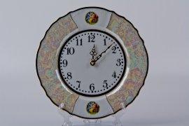 """часы настенные 27 см круглые """"бернадотт /мадонна перламутр"""" / 024326"""