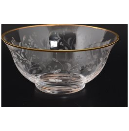 """салатник 15 см """"невидимое травление /отводка золото"""" 43010 / 108794"""