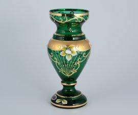 """ваза для цветов 25 см """"лепка зелёная"""" / 099221"""