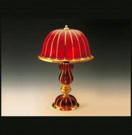 """лампа настольная 3 рожковая """"elite bohemia"""" d-35 см, h-51 см, вес-4,95 кг / 136537"""
